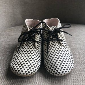 Zara Toddler Lace-up Boots